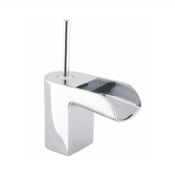 Love Me Basin Monobloc Tap (Without Pop Up Waste) - Model (LM110DNCV) - Save £60 - Was £129.99